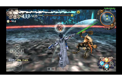 Download Lord of Arcana PSP ISO CSO | GAMEISOFT | Download ...