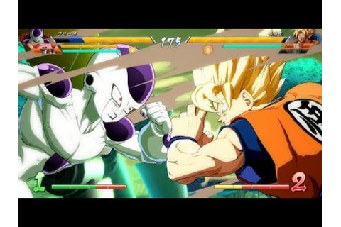 DRAGON BALL FIGHTERS ! NEW 2D.5 DRAGON BALL Z Fighting ...