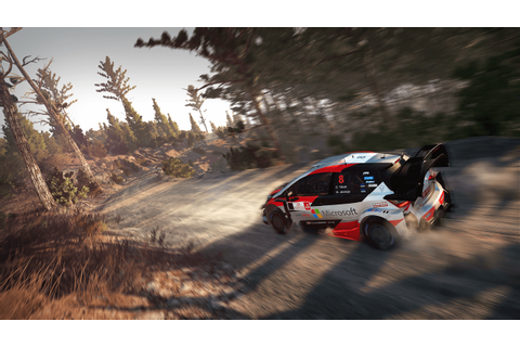 WRC 8 - WRC 8 FIA WORLD RALLY CHAMPIONSHIP