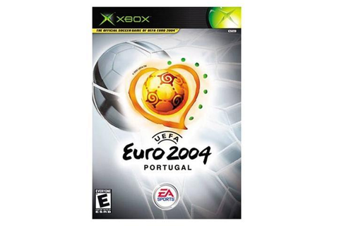 UEFA EURO 2004 XBOX game EA - Newegg.com