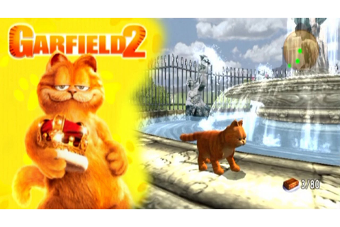 Garfield 2 ... (PS2) - YouTube