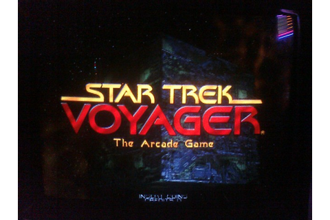 """Star Trek: Voyager - The Arcade Game"" - Dave & Buster's ..."