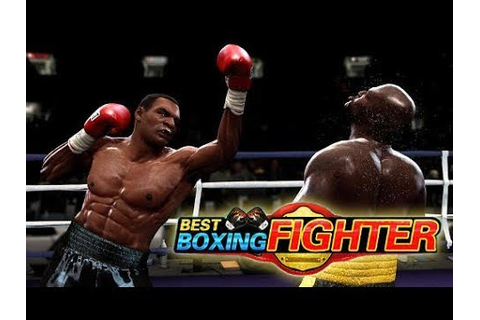 TOP 4 BOXING GAMES FOR ANDROID & IOS 2018 - YouTube