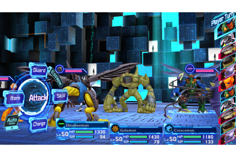 Digimon Story Cyber Sleuth: Complete Edition announced for ...
