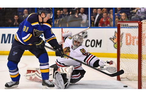Blues vs Blackhawks Stanley Cup Playoffs Expert Predictions