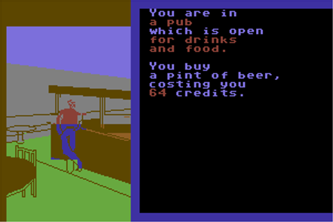 Download Star Trader (Commodore 64) - My Abandonware