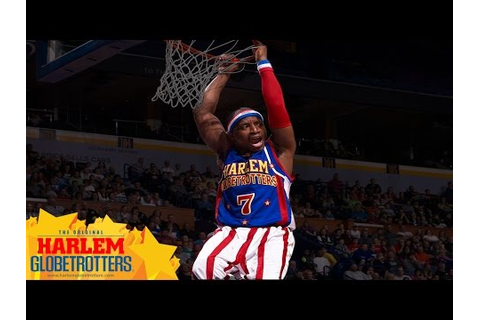 5'2 Globetrotter Dunks With His Head Above The Rim - # ...
