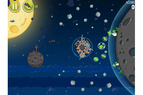 Download Angry Birds Space Game Full Version For Free