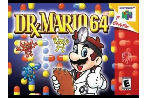 CGRundertow DR. MARIO 64 for Nintendo 64 Video Game Review ...