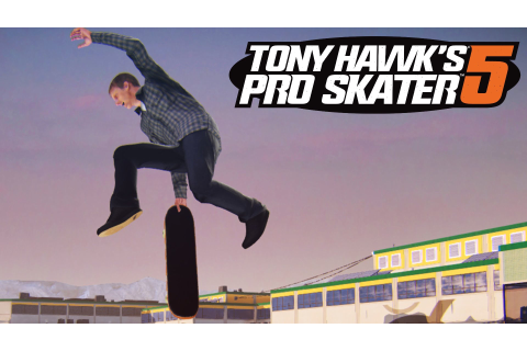 Review: Tony Hawk's Pro Skater 5 – Half-Pipe Dreams ...