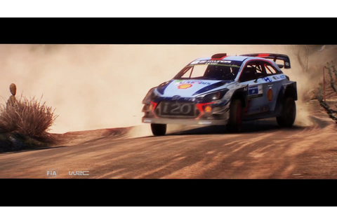 WRC 7 Coming to Console and PC Autumn 2017 | RaceDepartment
