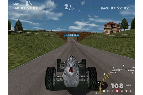 Test de Spirit of Speed 1937 sur Sega Dreamcast
