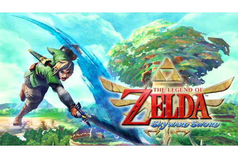 The Legend Of Zelda: Skyward Sword HD Wallpaper ...