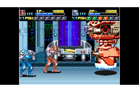 Crush the Robo Army with the latest Xbox One NEOGEO title ...