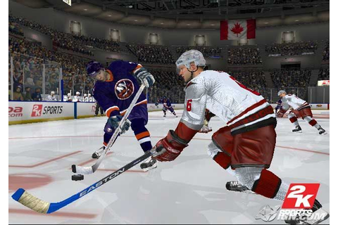 NHL 2K7 PS2 ISO Download