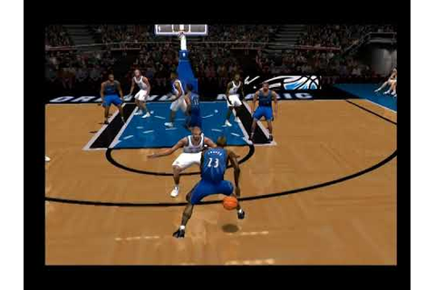 NBA LIVE 2001/ MICHAEL JORDAN SKOOLS GRANT HILL [PS1] [HD ...