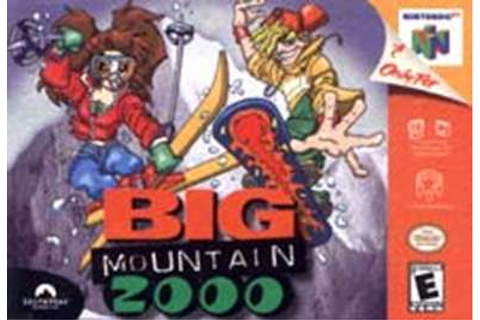 Big Mountain 2000 - IGN