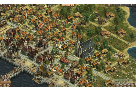 Anno Online now in closed beta | VG247