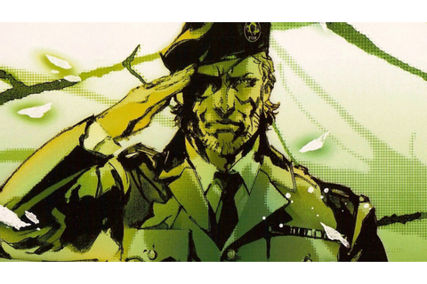 Metal Gear Solid 3 OST - Snake Eater [Extended] - YouTube