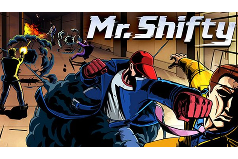 Mr. Shifty - FREE DOWNLOAD CRACKED-GAMES.ORG