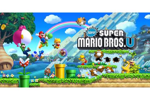 New Super Mario Bros. U + New Super Luigi U | Wii U ...