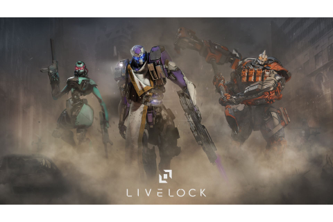 Wallpaper Livelock, giant, shooter, best games, Games #11717