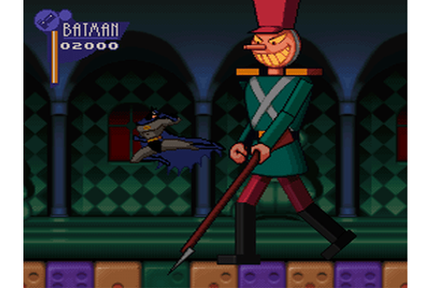 Retro Game of the Week: The Adventures of Batman and Robin