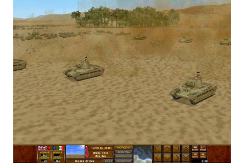 Combat Mission 3 Afrika Korps Game - Free Download Full ...