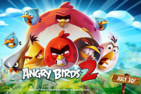 Angry Birds 2 is coming on July 30th - The Verge