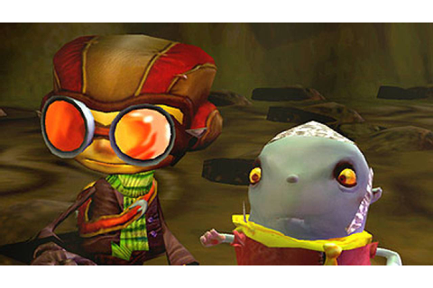 Psychonauts: In the Rhombus of Ruin PlayStation VR Game ...