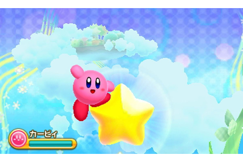 Kirby Triple Deluxe; New Screenshots! | Gaming Reinvented