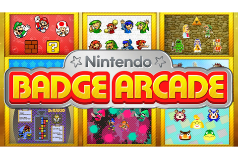 OVER 3000 BADGES FROM NINTENDO BADGE ARCADE!!! - YouTube