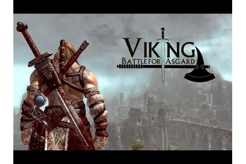 Viking: Battle for Asgard Gameplay [ PC HD ] - YouTube