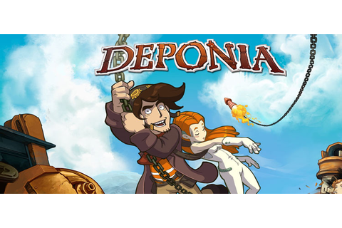 Deponia Free Download Full PC Game FULL Version