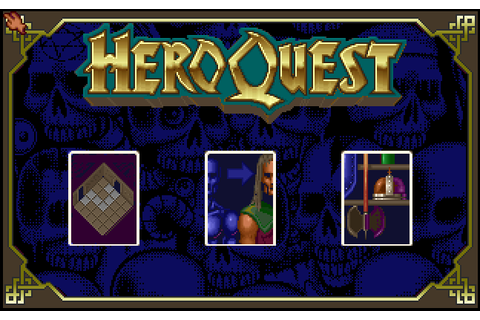 HeroQuest | Play DOS games online