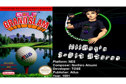 Golf Grand Slam (NES) Soundtrack - 8BitStereo - YouTube