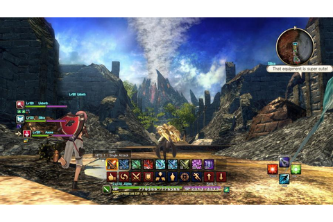 Buy SAO Hollow Realization Deluxe Edition, SAO HR - MMOGA