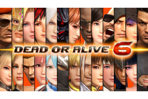 DEAD OR ALIVE 6 | TOP