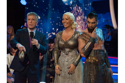Amber Rose Just Did A 'Game Of Thrones'-Themed 'DWTS ...