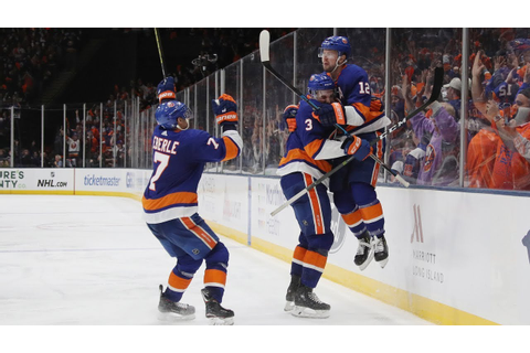 Josh Bailey buries overtime winner to give Islanders Game ...