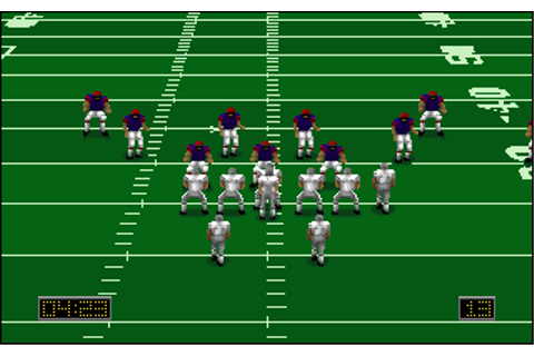 Front Page Sports: Football Pro Screenshots for DOS ...