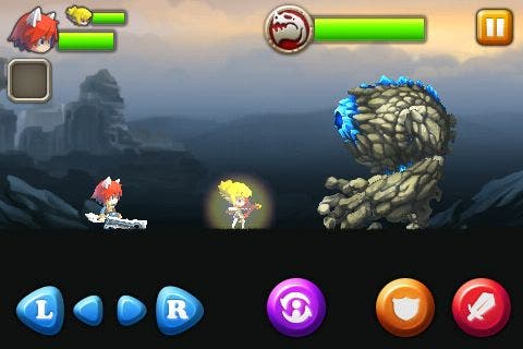 Review: Pocket Warriors by Rainbow Game | iPhoneLife.com