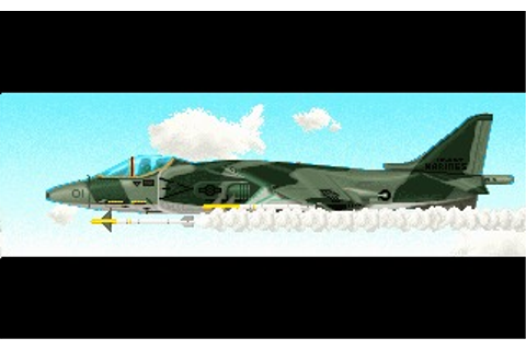 AV-8B Harrier Assault Game Download