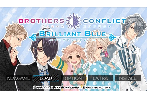 Romhacking.net - Games - Brothers Conflict: Brilliant Blue