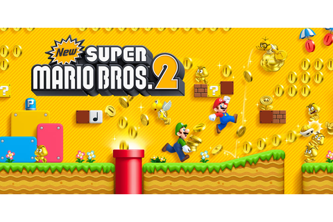New Super Mario Bros. 2 | Nintendo 3DS | Games | Nintendo