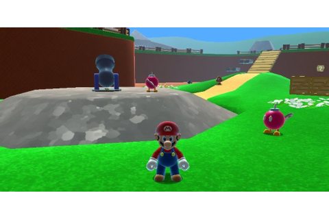 Here's How You Can Play 'Super Mario 64' At Your Desk ...