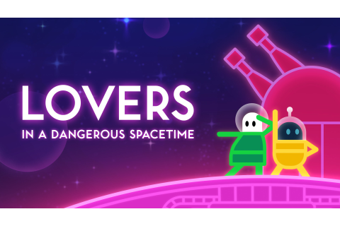 Lovers in a Dangerous Spacetime is Coming to PS4 in ...
