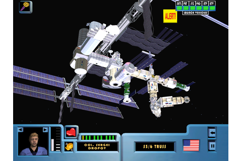 Serious Games In Space: Working With NASA
