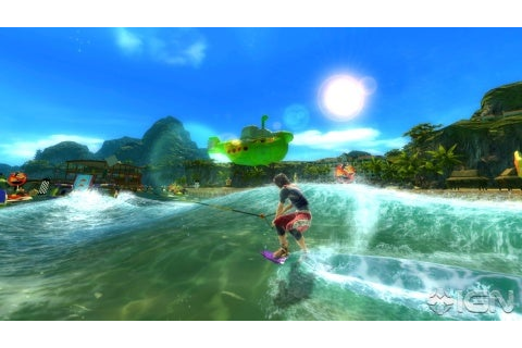 Wakeboarding HD Review - IGN