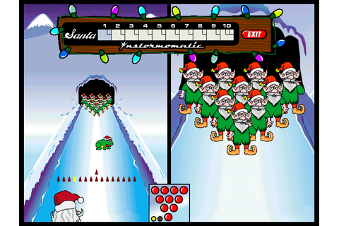 Free Download Full Version Games By www.orfaa.com: Elf Bowling